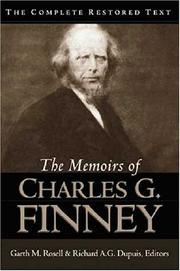 Memoirs of Charles G. Finney, The