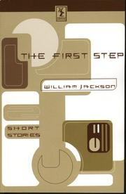 Cover of: The first step