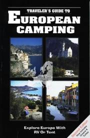 Traveler's guide to European camping by Mike Church