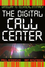 Cover of: The digital call center