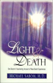 Cover of: Light & death