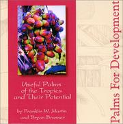 Cover of: Palms for development | Franklin W. Martin