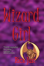 Cover of: Wizard Girl | Rick Just