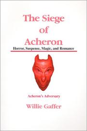 Cover of: The siege of Acheron