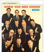 Cover of: When 'CCO was cookin' book