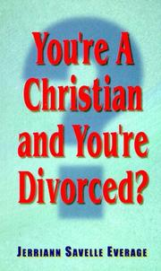 Youre a Christian and youre divorced?