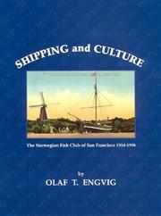 Cover of: Shipping and culture