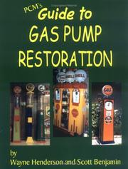 Cover of: Pcm's Guide To Gas Pump Restoration