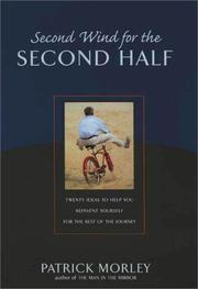Cover of: Second wind for the second half