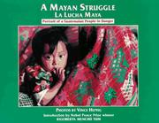 Cover of: A Mayan struggle =