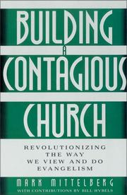 Cover of: Building a Contagious Church | Mark Mittelberg, Bill Hybels