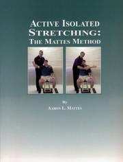 Cover of: Active Isolated Stretching