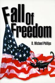 Cover of: Fall of freedom | D. Michael Phillips