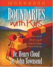Cover of: Boundaries with kids