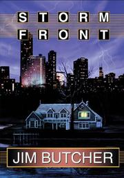 Cover of: Storm Front CD (The Dresden Files, Book 1)