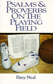 Cover of: Psalms & Proverbs on the playing field