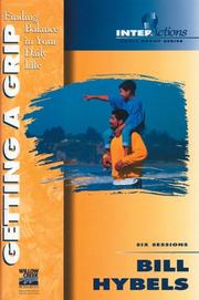 Cover of: Getting a Grip