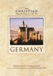 Cover of: The Christian traveler's guide to Germany