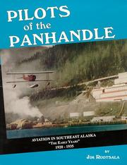 Cover of: Pilots of the Panhandle  | James A. Ruotsala