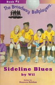 Cover of: Sideline blues | Maureen Holohan