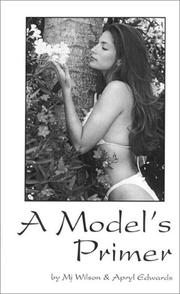 Cover of: A Model's Primer