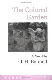 Cover of: The colored garden