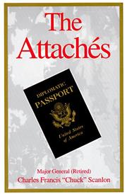 Cover of: The attachés