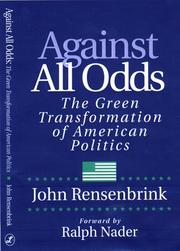 Cover of: Against all odds
