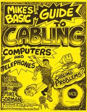 Cover of: Mike's Basic Guide to Cabling