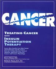Cover of: Treating Cancer with Insulin Potentiation Therapy | Ross A. Hauser