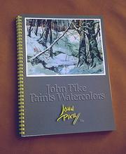 Cover of: John Pike Paints Watercolors