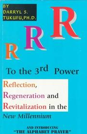Cover of: R to the 3rd Power | Darryl S., Ph.D. Tukufu