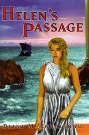 Cover of: Helen's passage | Diana M. Concannon