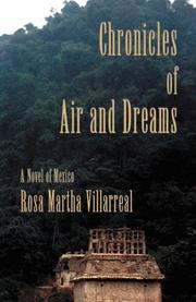 Cover of: Chronicles of air and dreams