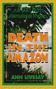 Cover of: Death in the Amazon