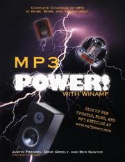 Cover of: MP3 Power