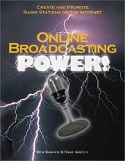 Cover of: Online broadcasting power