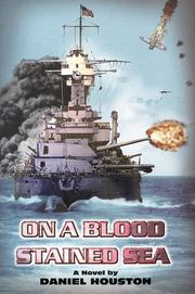 Cover of: On a blood stained sea