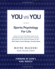 Cover of: You vs. You