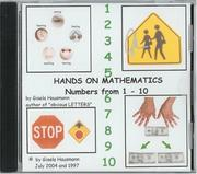 Cover of: Hands on Mathematics, Numbers from 1-10