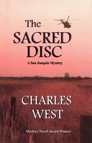 Cover of: The sacred disc