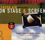 Cover of: Fresh Air on Stage and Screen Vol 2