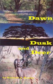 Dawn, Dusk and Deer by Nelson