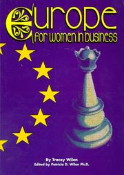 Cover of: Europe for Women in Business