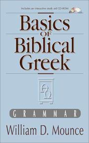 Basics of biblical Greek