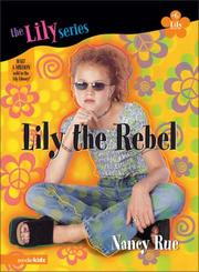 Cover of: Lily the rebel