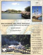 Cover of: Discovering the tidal Potomac