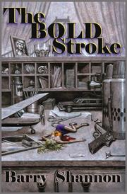 Cover of: The bold stroke