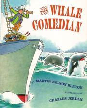 Cover of: Whale Comedian, The | Martin Nelson Burton