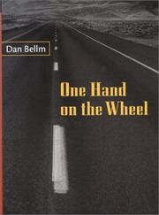 Cover of: One Hand on the Wheel | Dan Bellm